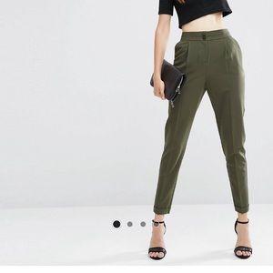 ASOS Tailored High Waist Pants